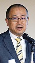 上越教育大副学長 林泰成さん