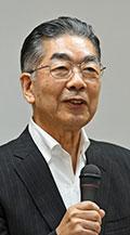 元富山大教授 安藤修平さん
