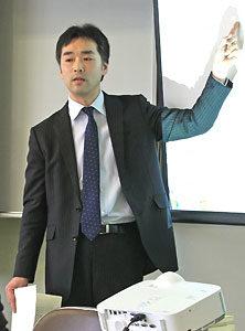 釧教大の藤本将人准教授