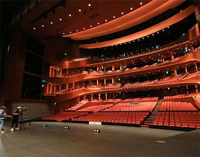 21年の大会の会場の一つ、札幌文化芸術劇場(ヒタル)