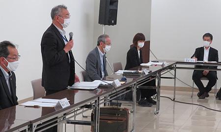 23日に開かれた来年のNIE札幌大会実行委員会設立総会