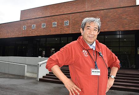 吉岡宏高さん