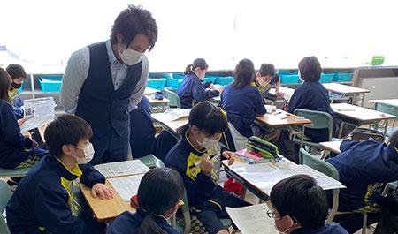 札幌・真栄中 遠藤翔太教諭